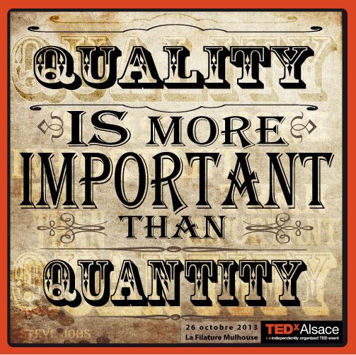 évolution, statistiques et réception du forum TEDxAlsace_QualitevsQuantite